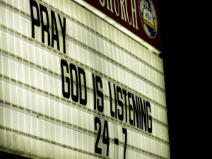 pray-God-is-listening
