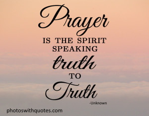 prayerTruth