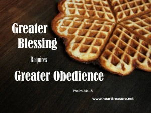 obedienceblessing