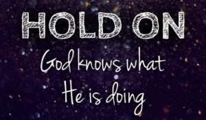 holdonGodknows