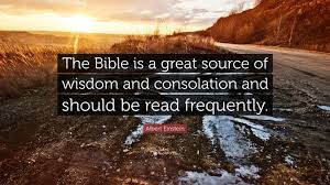 Bible should be read frequently